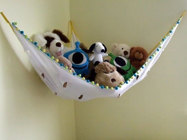 Perfect for stuffed animals... basement project?