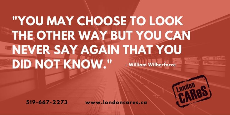 Quote by William Wilberforce #londonCAReS
