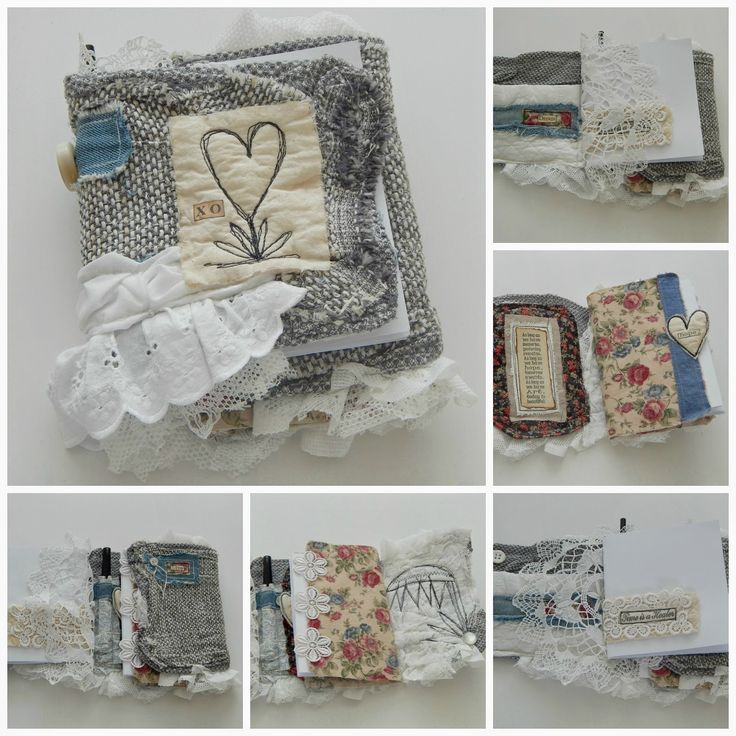 fabric book by Yitte @ yitte.blogspot.com