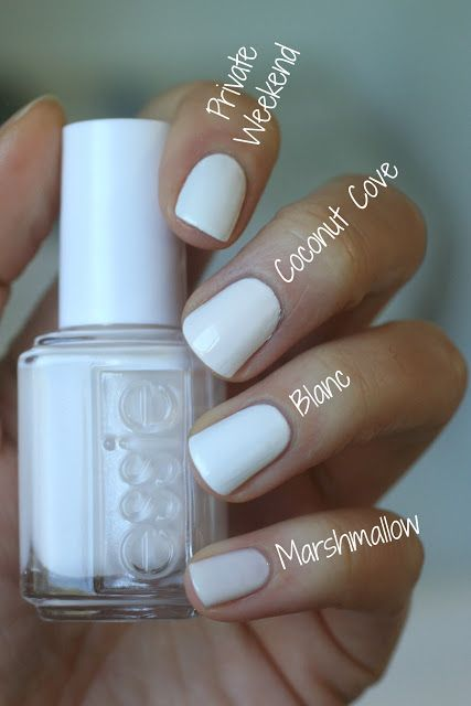 Essie Coconut Cove (Summer 2016 Viva Antigua) ; 6/1/16
