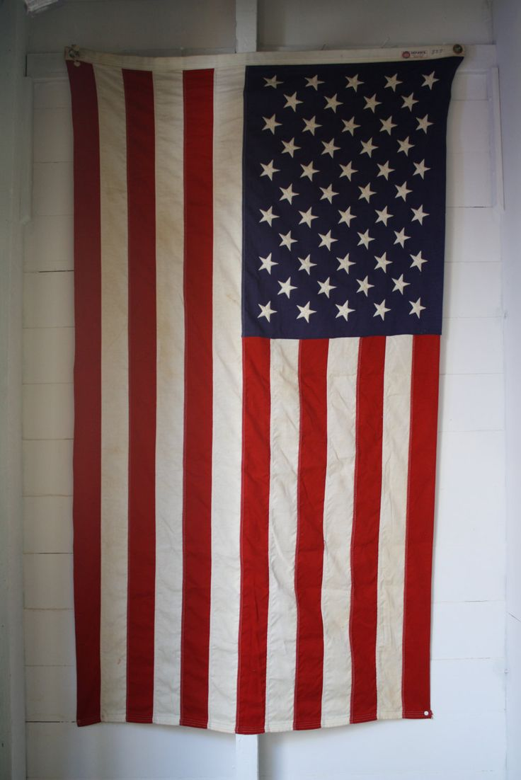 us flag with 50 stars