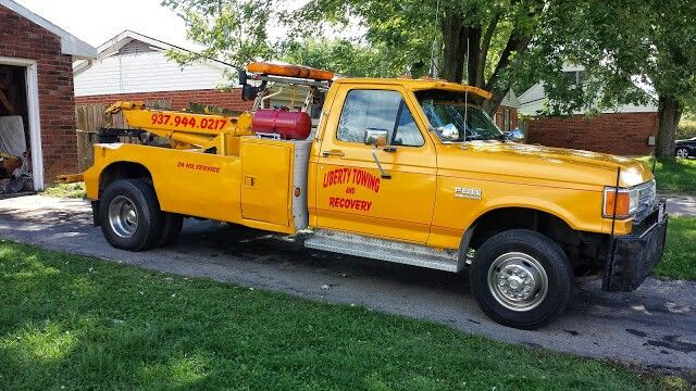 1988 ford super duty