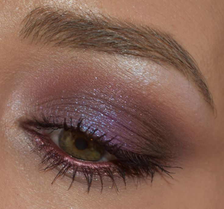 Ultra Violet Wearable Soft Smokey Eye Makeup Tutorial  Hey dolls  Ultra Violet is the Pantone Color of the Year for 2018. For some this shade might be intimidating especially if you often pick up a neutral color palette when it comes to makeup.  In my last post I created a bold metallic eye featuring the shadeUltra Violet which was a pretty dramatic look.  For today's look I went with a soft and wearable glam version which is a great alternative for neutral lovers as well.  Enjoy the…