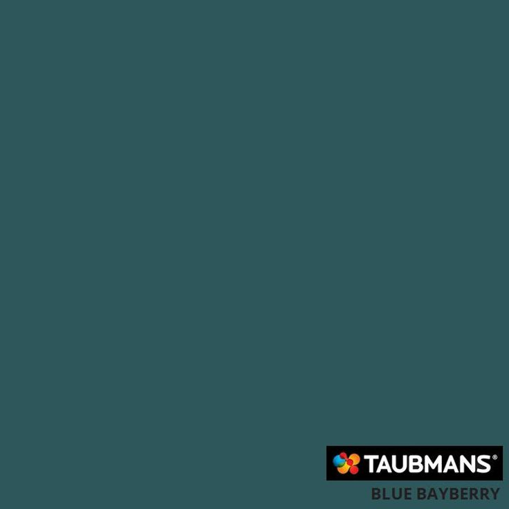 #Taubmanscolour #bluebayberry