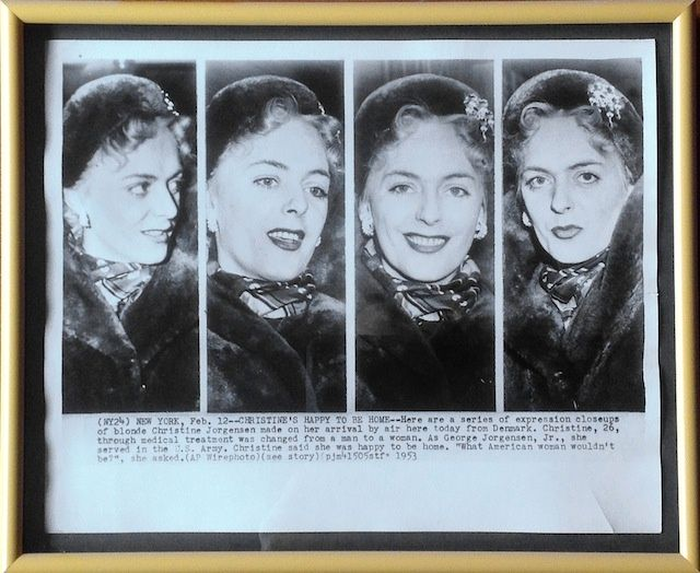 25 Years Ago Today Christine Jorgensen, 'America's First Transsexual,' Died of Cancer | VICE | United States