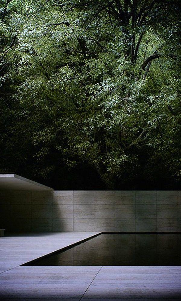 Ludwig Miles van der Rohe, WABI SABI Scandinavia - Design, Art and DIY.Barcelona Pavilion ?