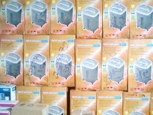 Paper Shredder / Mesin Penghancur Kertas Gemet 320c