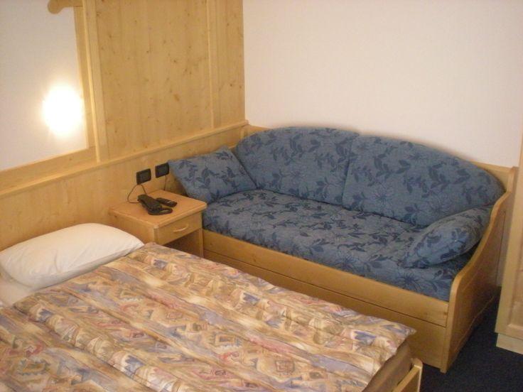 Anche un #comodo #divano per il #relax pomeridiano!