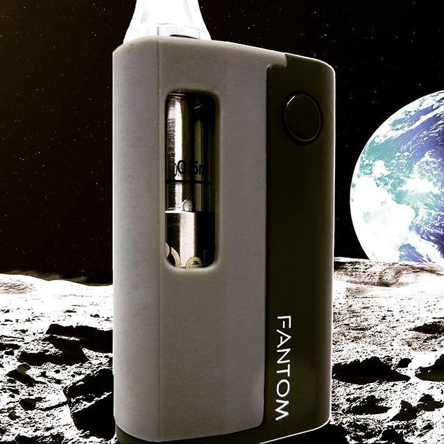 The eDab Fantom oil cartridge vape kit is now avail in