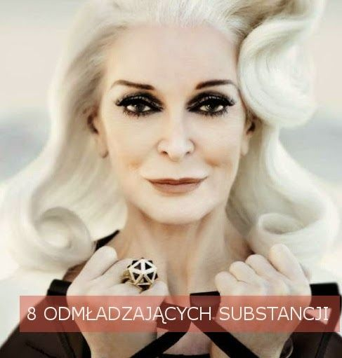Poznaj 8 substancji, które dostarczane regularnie podziałają odmładzająco na Twoją skórę.