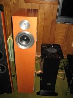 BC Acoustique A3 Floor Standing Loudspeakers
