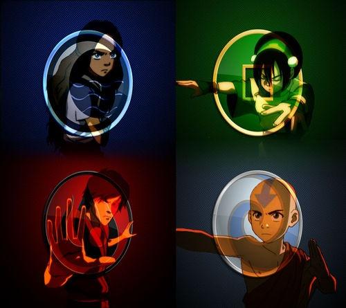 The Last Airbender Team Avatar: 299 Best Avatar Images On Pinterest