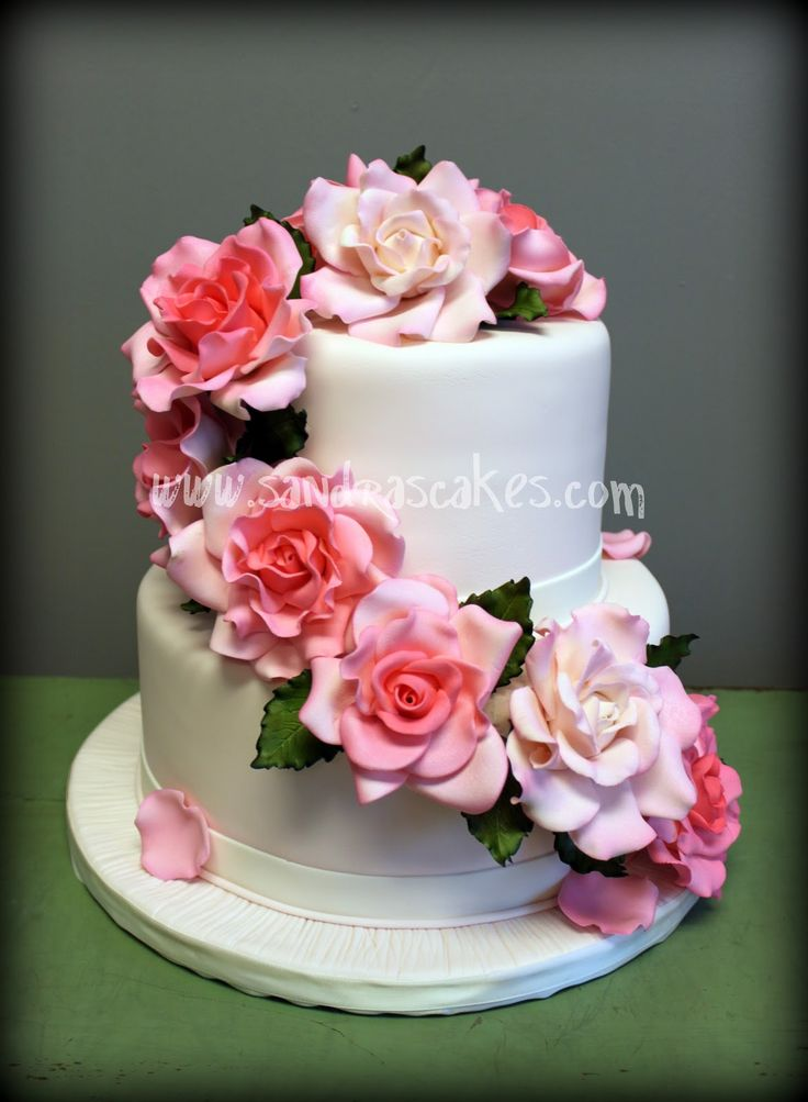 Sandra S Cakes Wedding Cakes Look At Those Exquisite