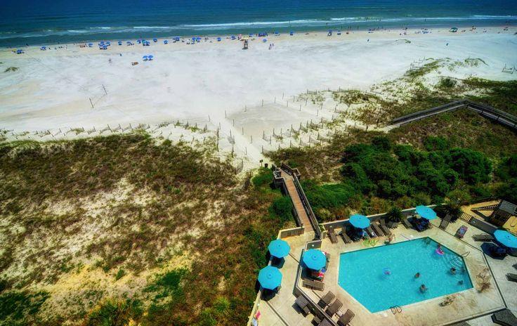 Wrightsville Beach Hotels   Shell Island Resort - All Oceanfront Suites Wrightsville Beach   Wrightsville Beach Vacation Rentals