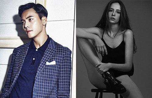 Netizens Think William Chan is Dating a Brazilian Model
