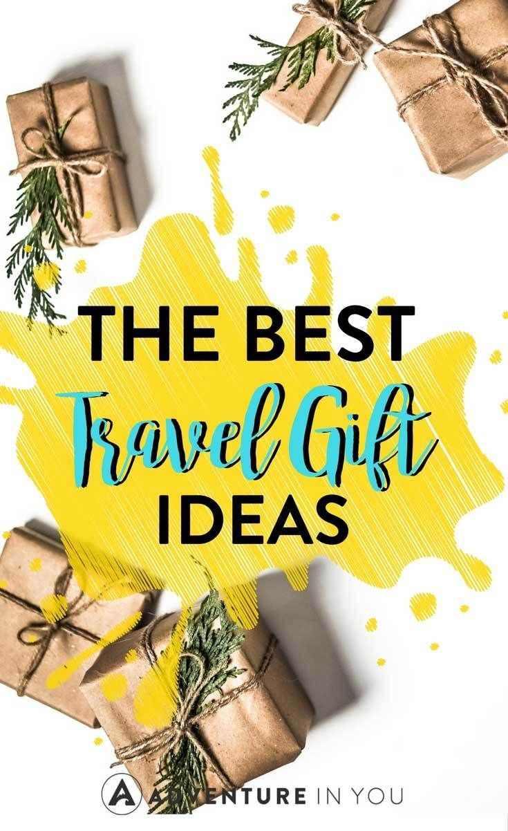 35 of the best travel gift ideas for those that love to