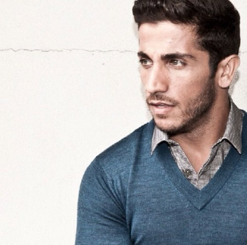 Firass Dirani...a hot 'house husband'