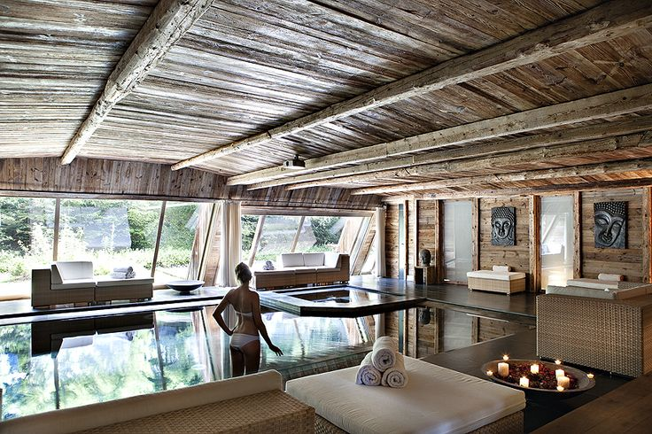 Chalet Angora- Sleeps 20 | Megeve Luxury Ski Chalets - France | White Blancmange