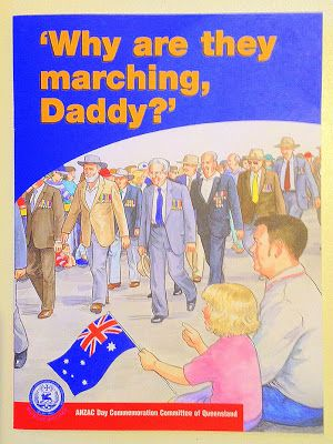 ANZAC Day: Why Are They Marching Daddy?