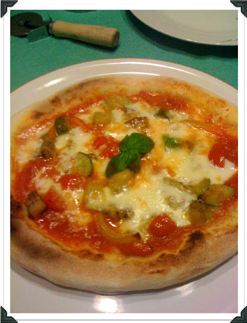 Pizze col Pizza Express – la ricetta!