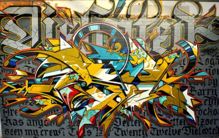 Colorful Dope Wall Decor Pattern - Wall Art Collections ...