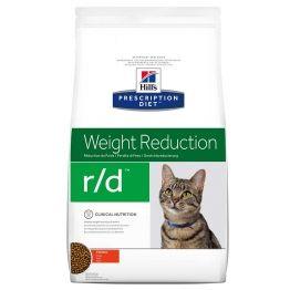 HILLS PRESCRIPTION DIET WEIGHT REDUCTION R/D CHAT CROQUETTES POULET 5KG