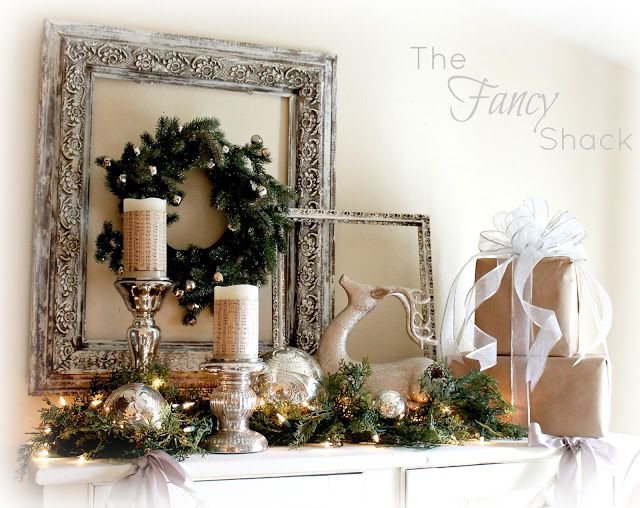 anderson + grant: Favorite Blogger (Christmas Edition)....The Fancy Shack