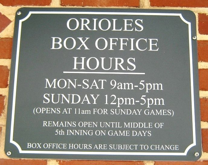 So you're looking for cheap Orioles tickets? I know you came here for the info, so here are a few tips to get you started: