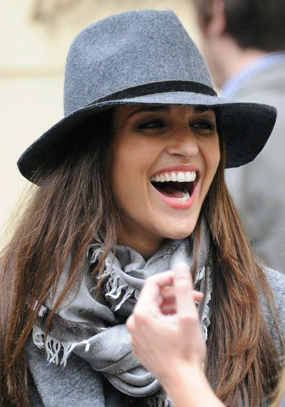sombrero tendencia Paula-Echevarria                                                                                                                                                                                 Más