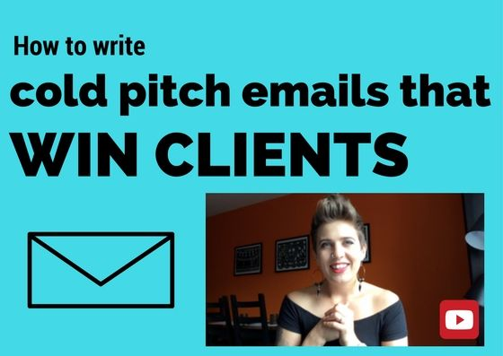 My business grew massively thanks to cold pitch emails. Here's how I do it...