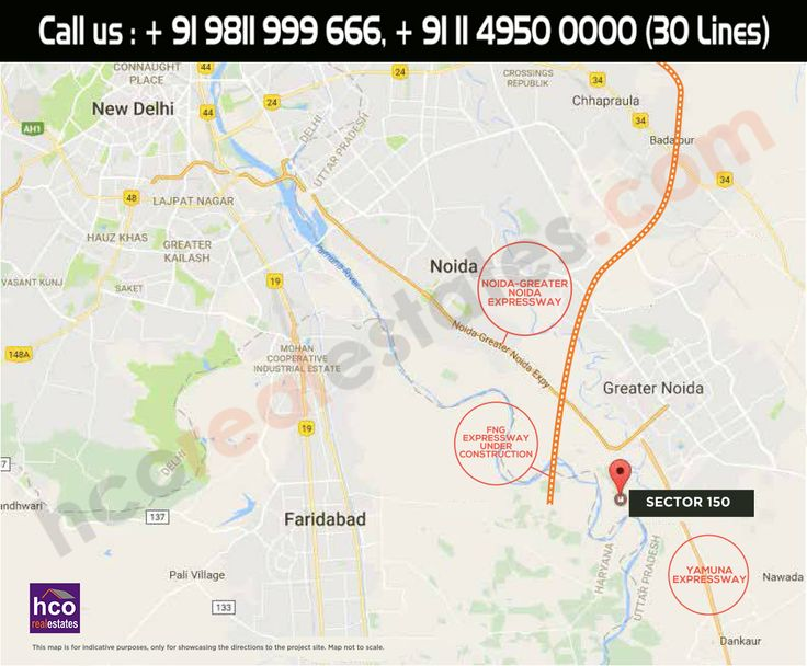 Godrej Nest Noida, located in Sector 150, Noida is offering 2, 3, 3, 3.5 and 4.5 BHK apartments. Book Now: https://www.hcorealestates.com/project/godrej-nest-noida/location-map/