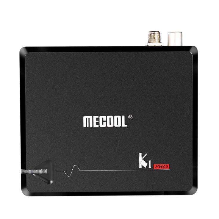 eu MECOOL KI PRO Android 7.1 TV BOX + DVB-S2 & DVB-T2 & DVB C TV - Tomtop.com