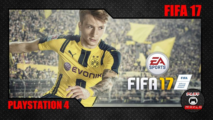 [ GAMEPLAY ] FIFA 17 - PS4