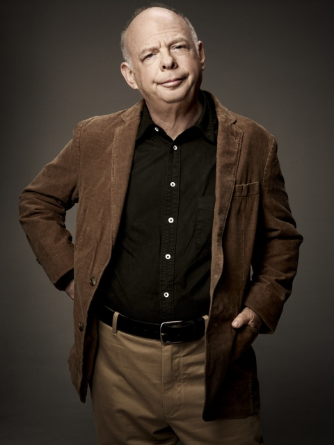 Art Streiber - Wallace Shawn--I love Wallace Shawn! He seems like he would be such a sweet and funny man to meet in person.