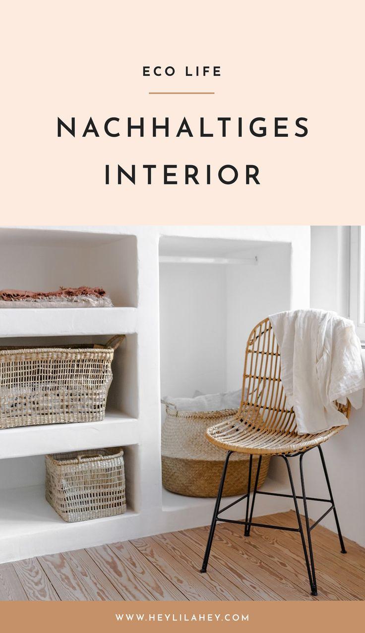 Nachhaltige Interior Shops