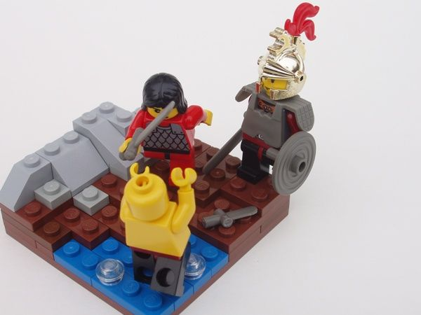 We Talk of Christ, We Rejoice In Christ: HE'S A (Book of Mormon) LEGO MANIAC!