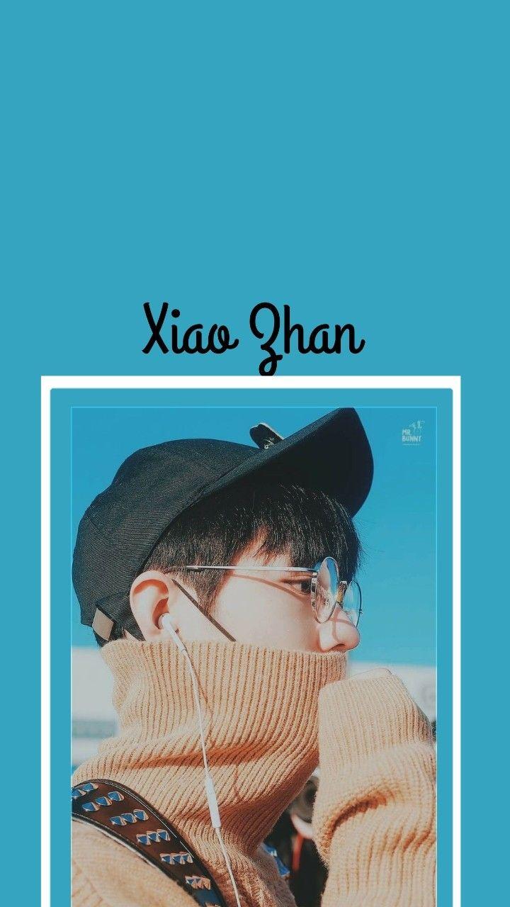 Cute Sad Wallpaper Xiao Zhan เสี่ยวจ้าน ในปี 2019 ออลจัง อะนิเมะ และ วอ