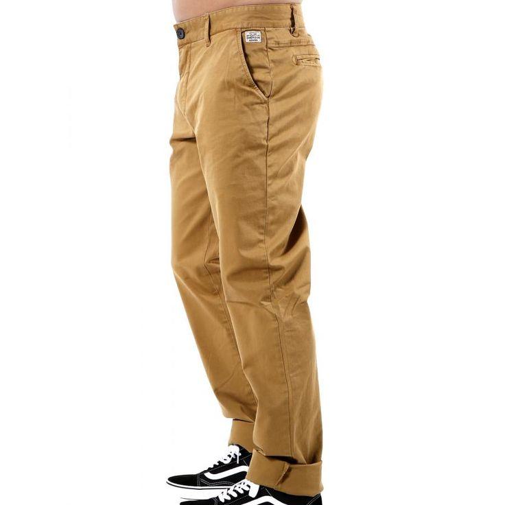 EMERSON Ελαστικό τσίνος παντελόνι SMPR1793