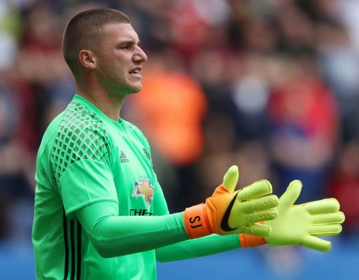 Wigan Athletic and Aston Villa have locked horns in a bid to secure the signature of Manchester United goalkeeper Sam  Source