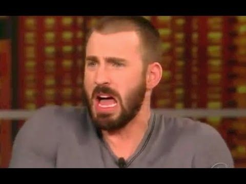 Chris Evans' funniest moments. Not to mention that when asked for a song he comes up with Kenny Loggins. <3