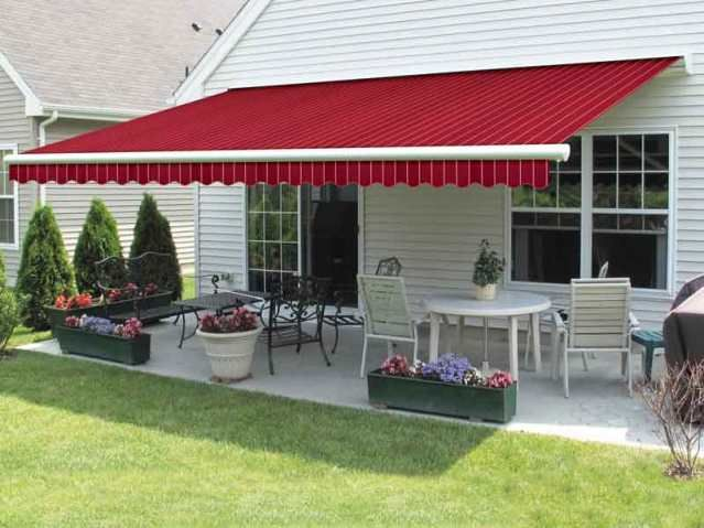 Check out the 5 benefits that awnings provide. #awning