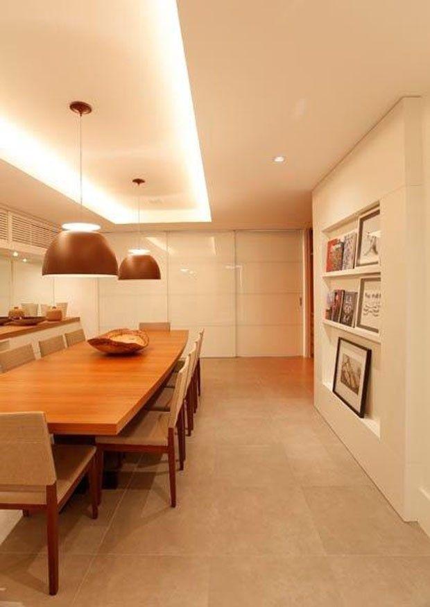 Apartamento para executivos (Foto: Denílson Machado/MCA Estúdio/Divulgação)