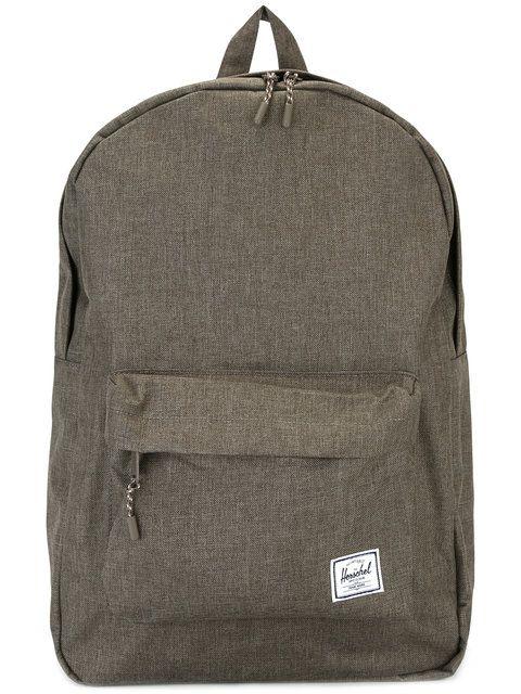HERSCHEL SUPPLY CO. classic backpack. #herschelsupplyco. #bags #backpacks #cotton #