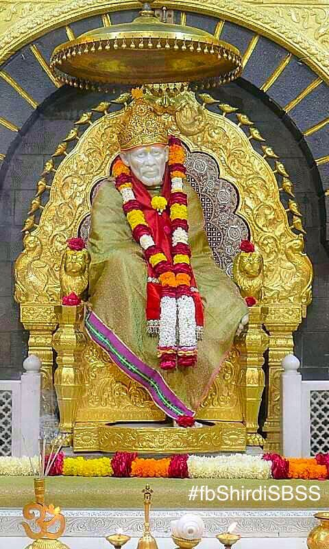 "ॐ❤️ OM SAI RAM ❤️ॐ ❤ JAI SATGURU SAINATH ❤ ""Bow to Shri Sai & Peace Be to all"" #sairam #shirdi #saibaba #saideva #shirdisaibaba #fbShirdiSBSS Please share; FB: www.fb.com/ShirdiSBSS Twitter: https://twitter.com/shirdisbss Blog: http://ssbshraddhasaburi.blogspot.com/ G+: https://plus.google.com/100079055901849941375/posts Pinterest: www.pinterest.com/shirdisaibaba"