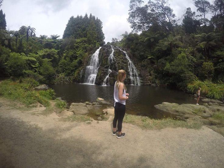 Owharoa falls, waihi