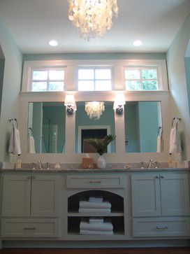 Bathroom cape cod style Design Ideas, Pictures, Remodel and Decor