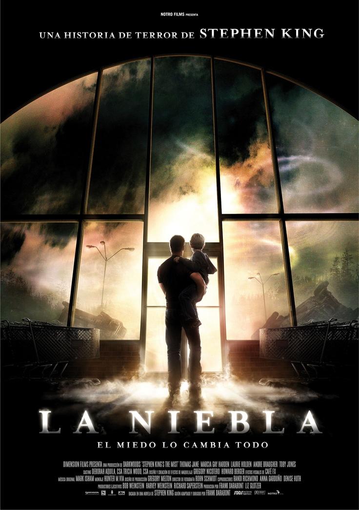 2007 - La niebla de Stephen King - The Mist