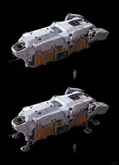 266 best images about Sci-Fi - Vehicles, Ships &- Crafts on ...