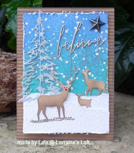 Lorraine's Loft: Simon Says: Christmas/Winter Holidays