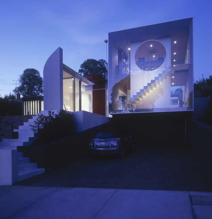 Awesome Architecture » The Orb House in Melbourne by Bojan Simic